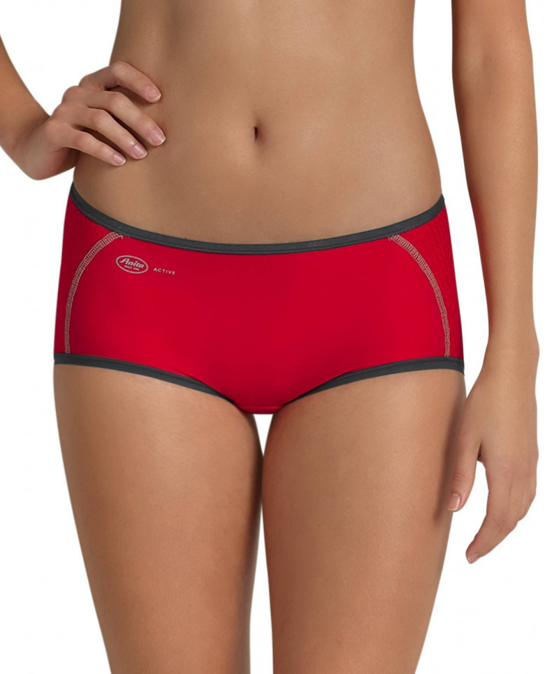 Shorty ANITA Active 1627 rouge