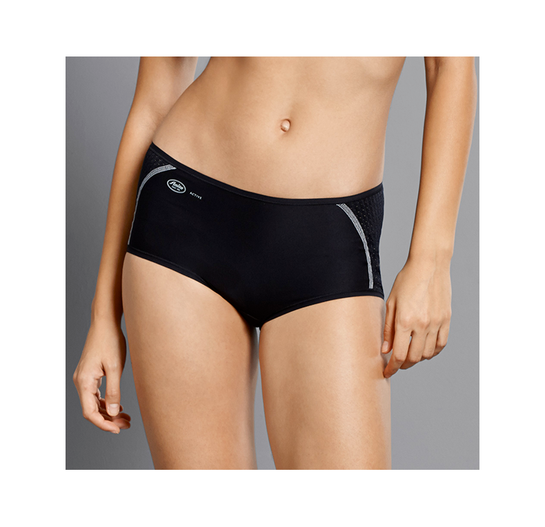 Shorty sport ANITA Active 1627 Noir