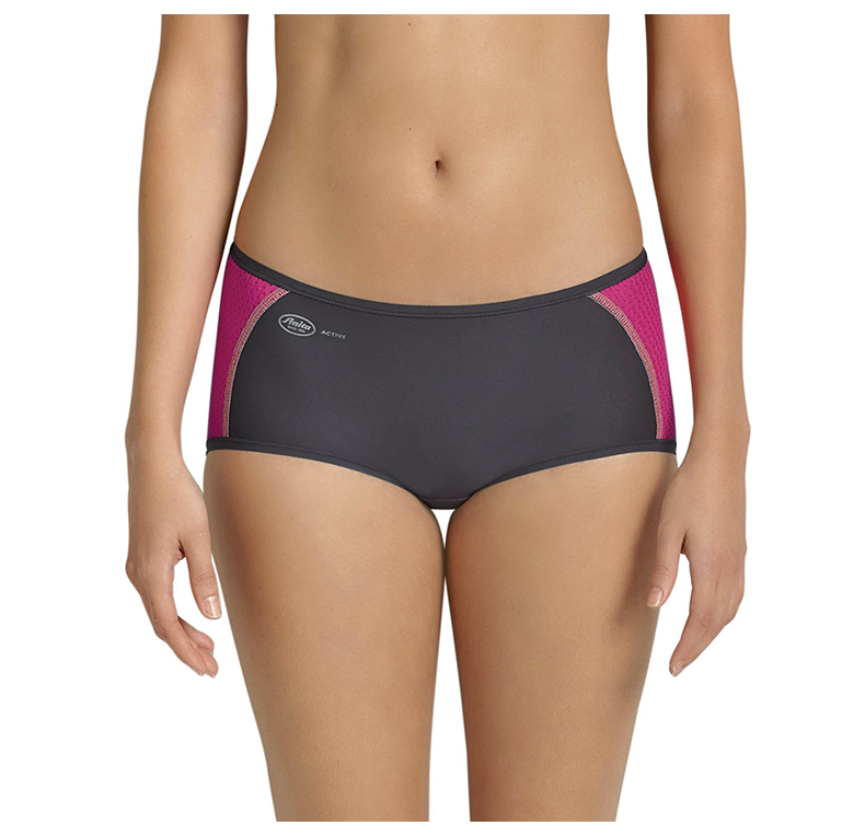 Shorty ANITA Active 1627 Pink/Anthracite
